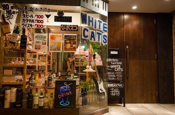 なおえつ WHITE CATS
