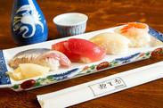 お寿司4貫セット