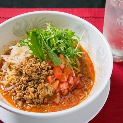 冷製坦々麺